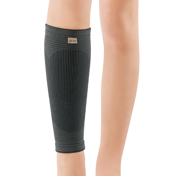 CO-8002  Bamboo Charcoal Calf Support