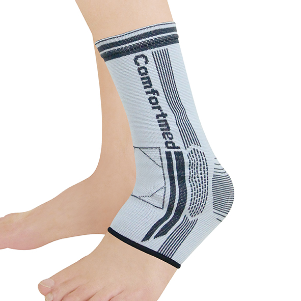 CO-9034  Jacquard Ankle Support with pad