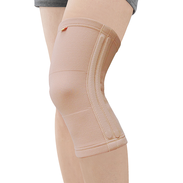 CO-7003  Elastic Knee Support with spiral stays
